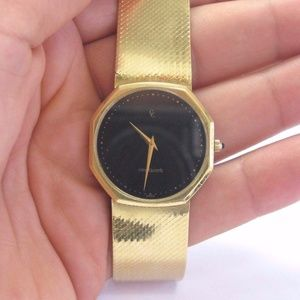 Other - 18Kt Mens Concord Mariner Quartz Yellow Gold Watch
